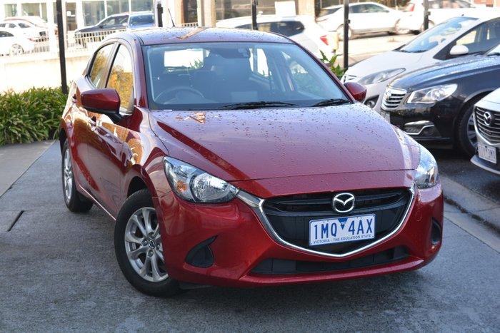 2017 Mazda 2 Maxx DJ Series Soul Red