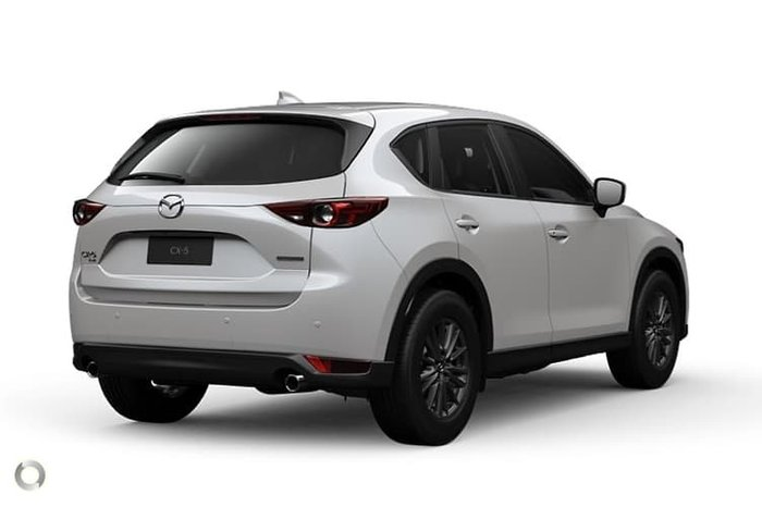 2021 Mazda CX-5 Maxx Sport KF Series AWD Snowflake White Pearl