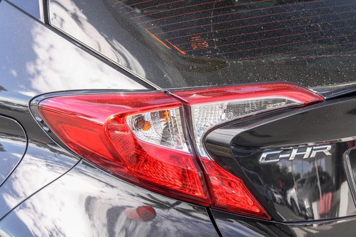 2017 Toyota C-HR NGX50R AWD Black