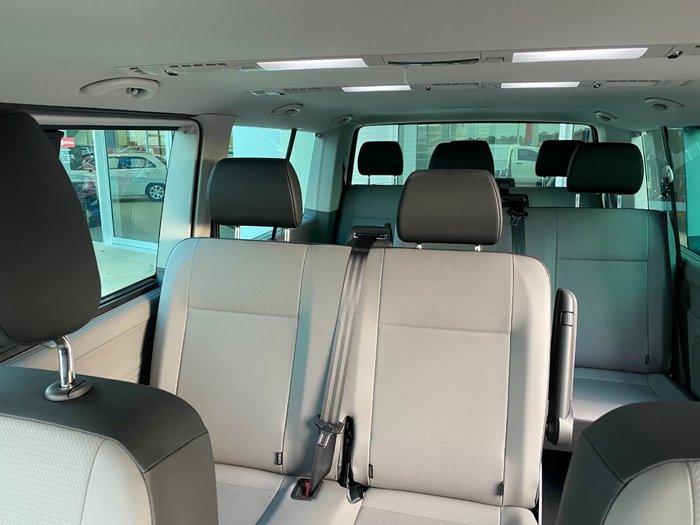 2021 Volkswagen Caravelle TDI340 Trendline T6.1 MY21 Deep Black