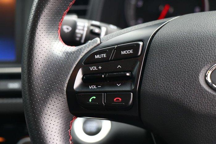 2017 Hyundai Elantra SR Turbo AD MY17 Fiery Red