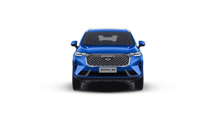2021 Haval H6 LUX Blue Sapphire