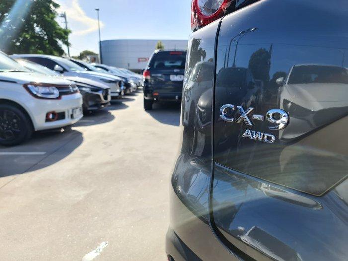 2020 Mazda CX-9 Azami TC AWD Machine Grey