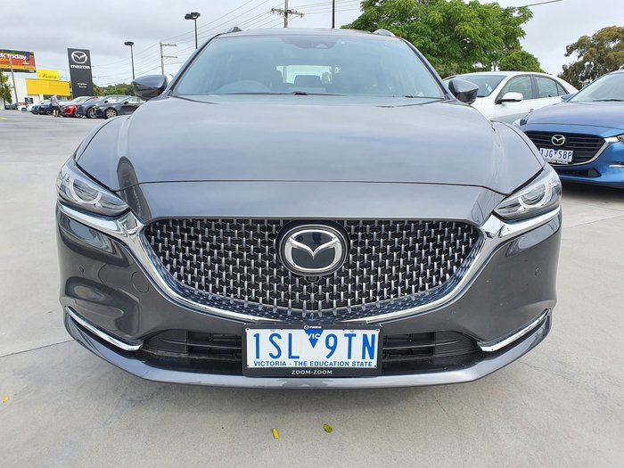 2020 Mazda 6 Atenza GL Series Machine Grey