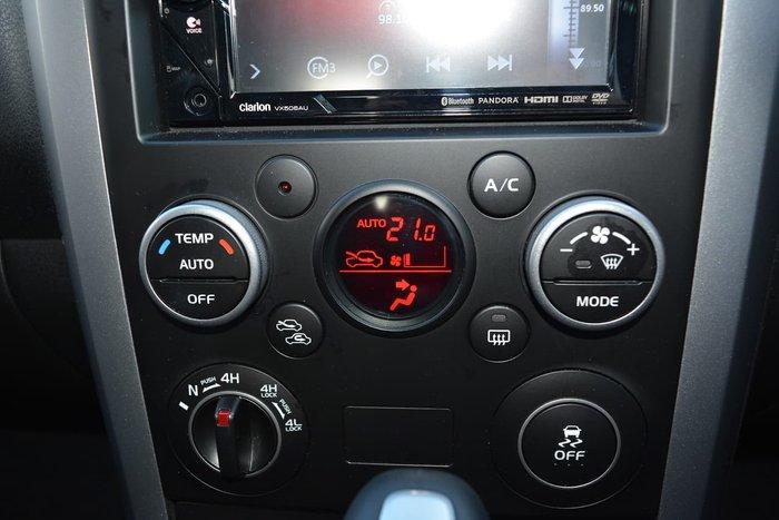 2018 Suzuki Grand Vitara Navigator JB 4X4 Dual Range Grey