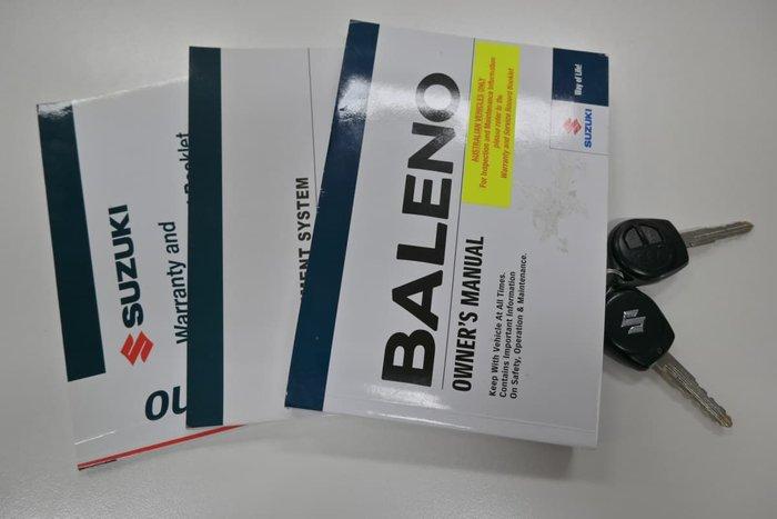 2017 Suzuki Baleno GL EW Granite Grey