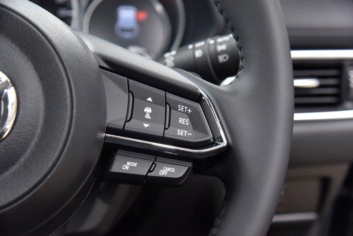 2021 Mazda CX-5 Maxx Sport KF Series AWD Jet Black