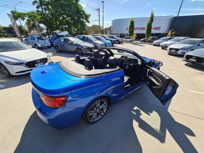2015 BMW 2 Series M235i Estoril Blue