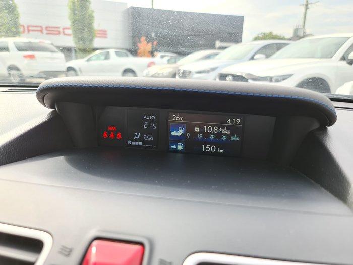 2016 Subaru Levorg 2.0 GT-S V1 MY17 AWD Ice Silver