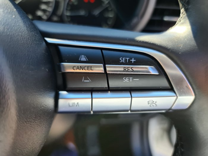 2019 Mazda 3 G25 Evolve BP Series Snowflake White Pearl