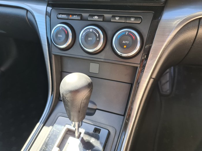 2012 Mazda 6 Touring GH Series 2 MY12 Graphite