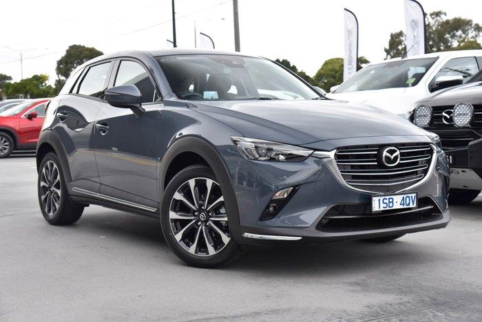 2021 Mazda CX-3 sTouring DK Polymetal Grey