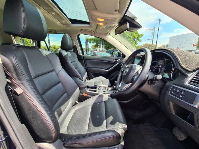 2015 Mazda CX-5 Akera KE Series 2 AWD Deep Crystal Blue