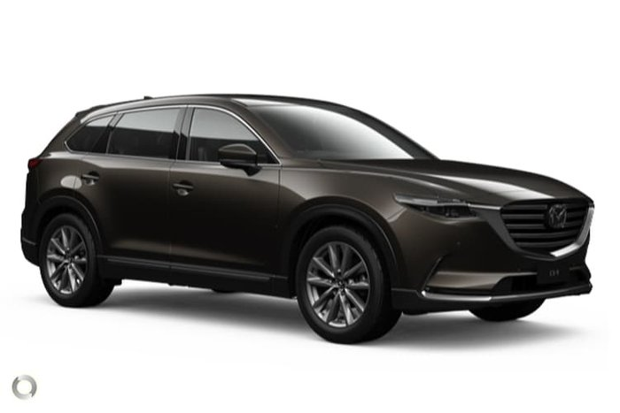 2021 Mazda CX-9 GT TC Titanium Flash