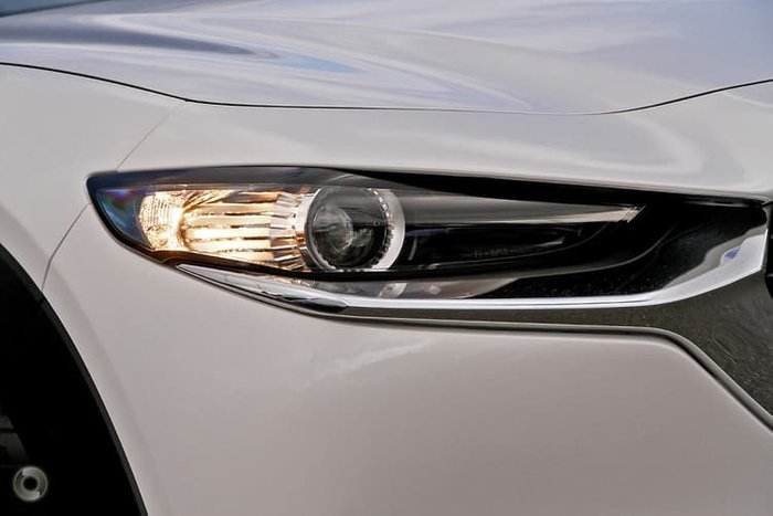 2020 Mazda CX-30 G20 Pure DM Series Snowflake White Pearl