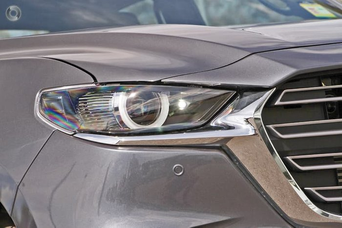 2020 Mazda BT-50 GT TF 4X4 Dual Range Rock Grey
