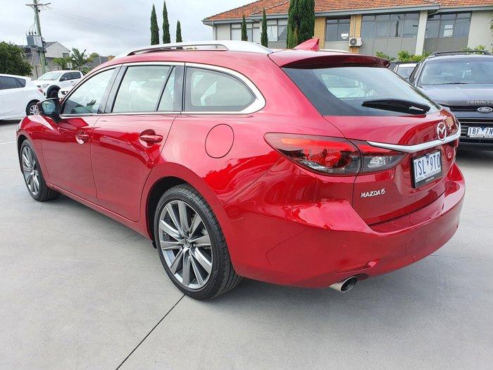 2020 Mazda 6 Atenza GL Series Soul Red Crystal