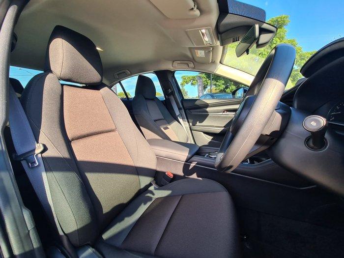 2020 Mazda 3 G20 Pure BP Series Deep Crystal Blue