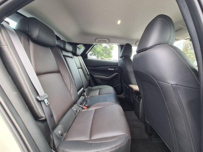 2020 Mazda CX-30 G25 Touring DM Series Snowflake White Pearl