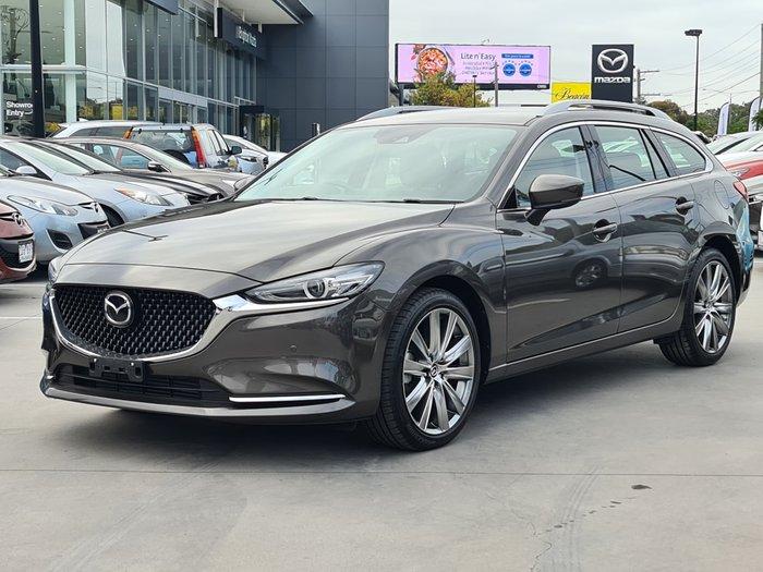 2020 Mazda 6 GT GL Series Titanium Flash