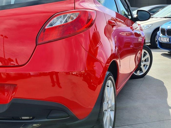2013 Mazda 2 Maxx Sport DE Series 2 MY14 True Red