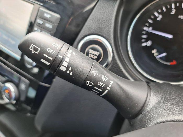 2015 Nissan X-TRAIL ST-L T32 Diamond Black