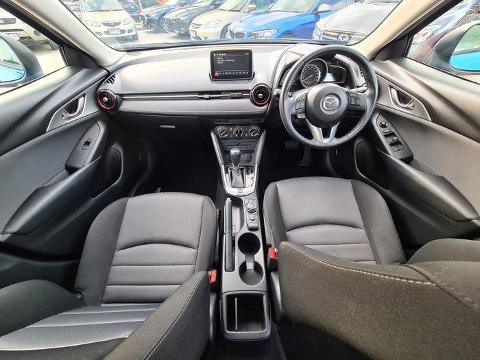 2015 Mazda CX-3 Maxx DK Dynamic Blue