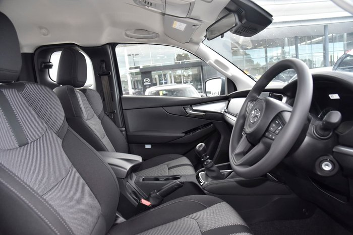 2020 Mazda BT-50 XT TF 4X4 Dual Range Rock Grey