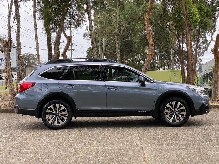 2015 Subaru Outback 2.5i Premium 5GEN MY15 AWD Grey