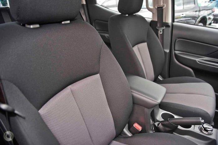 2021 Mitsubishi Triton GLX+ MR MY21 4X4 Dual Range Impulse Blue