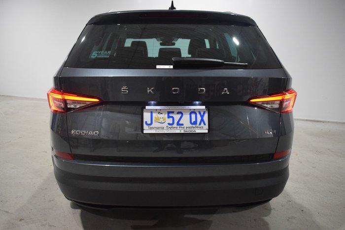 2020 SKODA Kodiaq 132TSI NS MY21 4X4 Quartz Grey