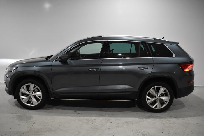 2020 SKODA Kodiaq 132TSI NS MY21 4X4 Quartz Grey