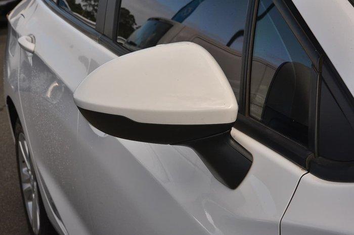 2017 Holden Astra LS BL MY17 White