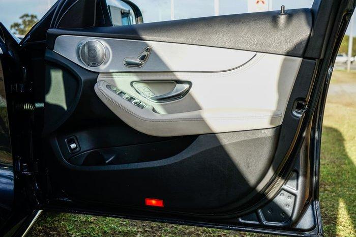 2014 Mercedes-Benz C-Class C200 W205 Tenorite Grey