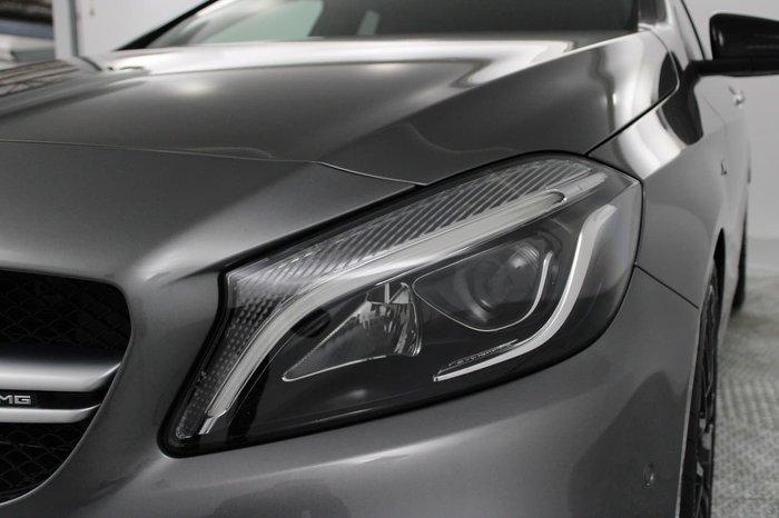 2016 Mercedes-Benz A-Class A45 AMG W176 Four Wheel Drive Grey