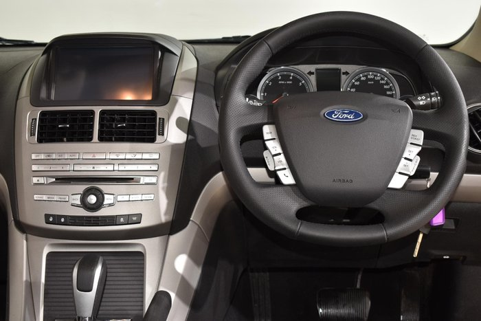 2011 Ford Territory TS SZ Seduce