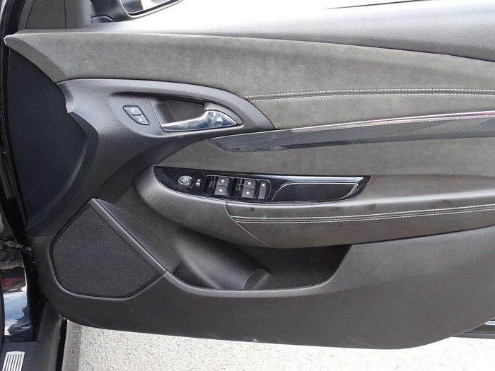 2015 Holden Special Vehicles Clubsport R8 Tourer GEN-F MY15 Black
