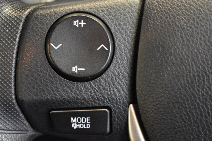2015 Toyota Corolla Ascent ZRE172R Maroon