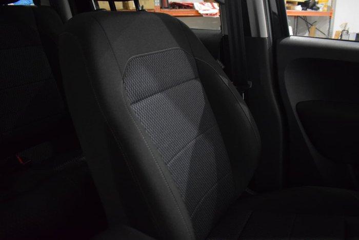 2019 Volkswagen Amarok TDI550 Highline 2H MY19 4X4 Constant Deep Black