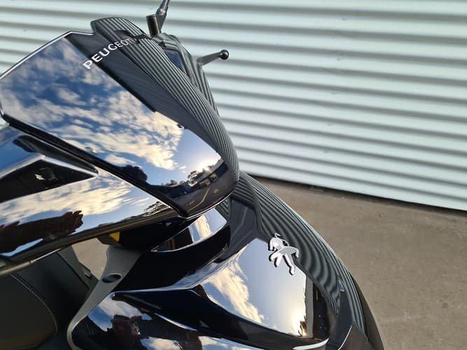 2020 Peugeot Kisbee 50 Kisbee Matt Satin Black; Black; Grey or White