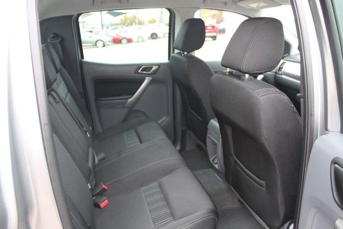 2015 Ford Ranger XLT PX MkII 4X4 Dual Range Aluminium