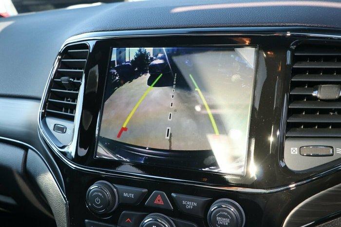 2020 Jeep Grand Cherokee S-Limited WK MY21 4X4 Dual Range Diamond Black Crystal