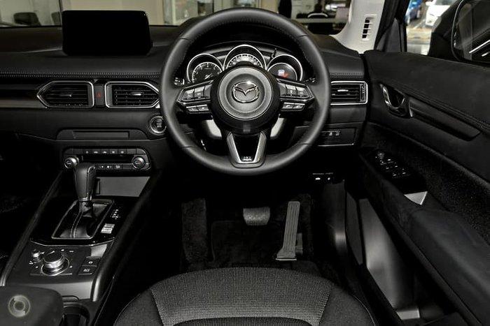 2021 Mazda CX-5 Maxx Sport KF Series Machine Grey