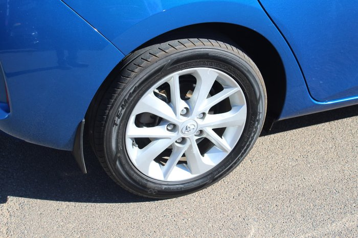 2013 Toyota Corolla Ascent Sport ZRE182R Tidal Blue