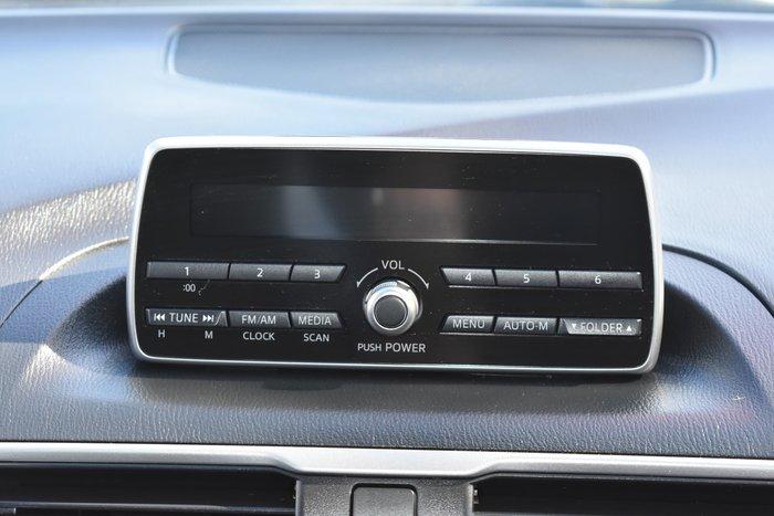 2016 Mazda 3 Neo BN Series Deep Crystal Blue