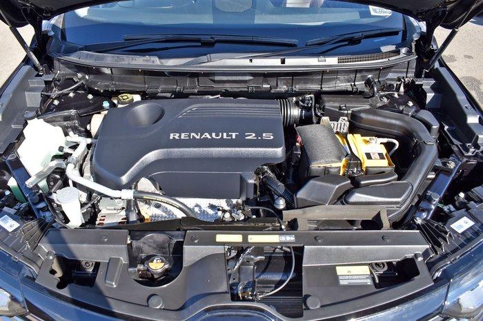 2017 Renault Koleos Initiale HZG Four Wheel Drive Black Amethyst