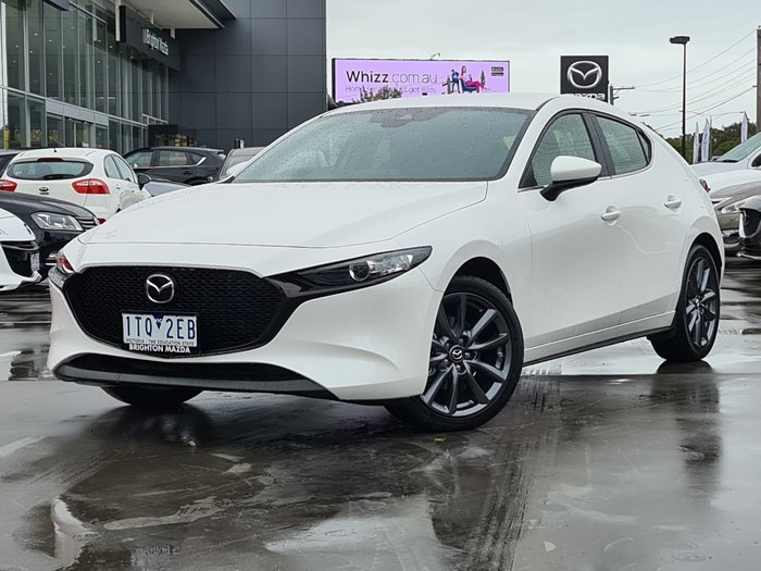 2021 Mazda 3 G25 Evolve