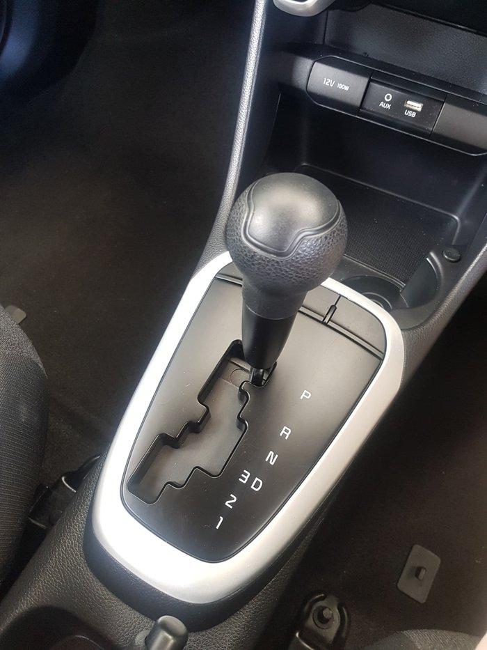 2018 Kia Picanto S JA MY19 Sparkling Silver