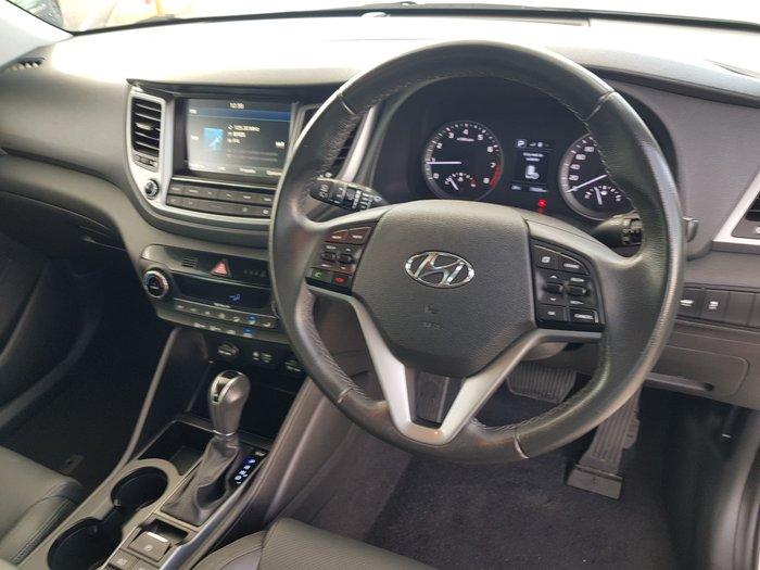 2016 Hyundai Tucson Elite TL MY17 Pure White