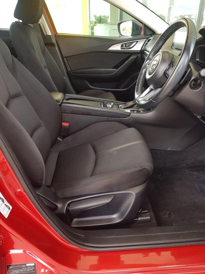 2016 Mazda 3 SP25 BM Series Soul Red